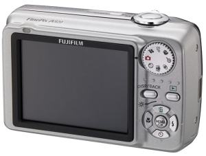 Fujifilm FinePix A920 Manual - camera back side