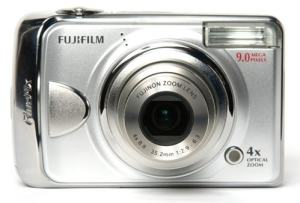 Fujifilm FinePix A920 Manual - camera front side