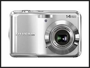 Fujifilm FinePix AV150 Manual User Guide