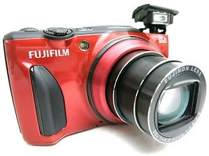 Fujifilm FinePix F1000EXR Manual - camera front face
