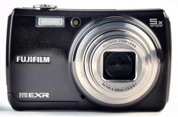 Fujifilm FinePix F200EXR Manual - camera front face