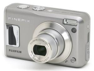 Fujifilm FinePix F31fd Manual - camera front face