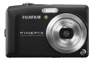 Fujifilm FinePix F60fd Manual User Guide and Product Specification