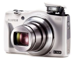 Fujifilm FinePix F750EXR Manual for Fuji's Fast Focusing Camera