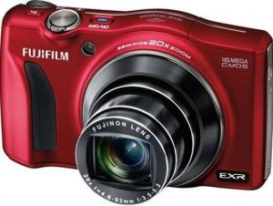 Fujifilm FinePix F800EXR Manual User Guide and Product Specification
