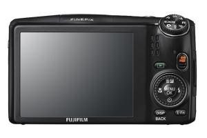 Fujifilm FinePix F900EXR Manual - camera back side