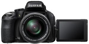 Fujifilm FinePix HS50 EXR Manual - camera front face