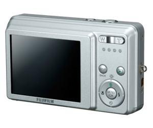 Fujifilm FinePix J15FD Manual - camera back side