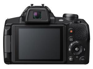 Fujifilm FinePix S1 Manual - camera back side