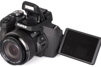 Fujifilm FinePix S1 Manual - camera front face