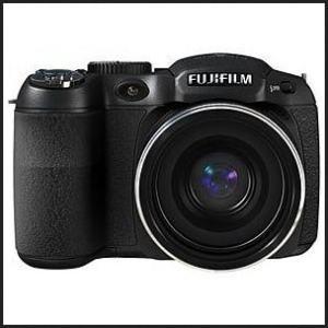 Fujifilm FinePix S1700 Manual - camera front face