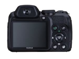 Fujifilm FinePix S2000HD Manual - camera back side
