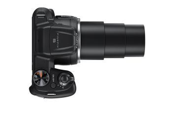 Fujifilm FinePix S8600 Manual - camera side