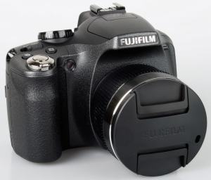 Fujifilm FinePix SL300 Manual - camera front face