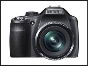 Fujifilm SL280 Manual - camera front face