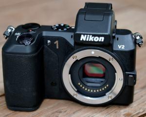 Nikon 1 V2 Manual - camera body only