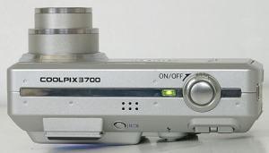 Nikon CoolPix 3700 Manual - camera side