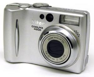 Nikon CoolPix 4200 Manual User Guide and Product Specification
