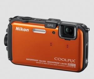 Nikon CoolPix AW100 Manual for Nikon Waterproof, Freeze proof, and Shockproof Camera