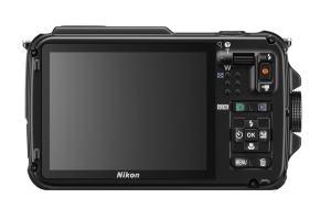 Nikon CoolPix AW110 Manual-camera back side