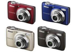 Nikon CoolPix L21 Manual - camera variants