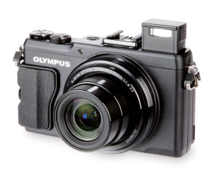 OLYMPUS XZ-2 IHS Manual - camera front face