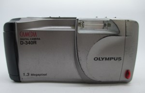 Olympus D-340R Manual User Guide and Product Specification