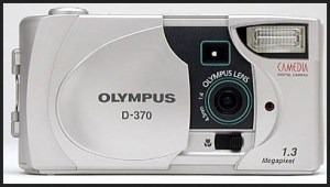 Olympus D-370 Manual User Guide and Product Specification