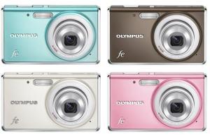 Olympus FE-4020 Manual camera variant