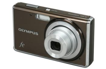 Olympus FE-4020 Manual for Olympus Price-to-Performance Camera