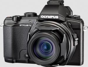 Olympus Stylus 1 Manual - camera front face