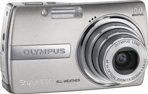 Olympus Stylus 1000 Manual - camera front face