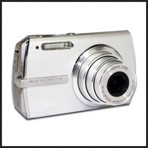 Olympus Stylus 1200 Manual user Guide and Product Specification