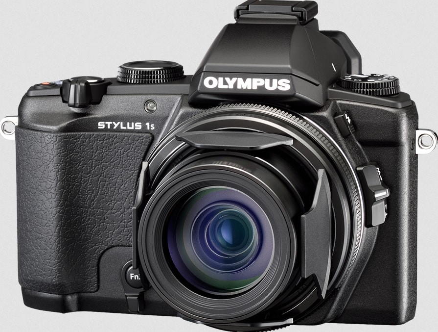 Olympus Stylus 1S Manual User Guide and Product Specification