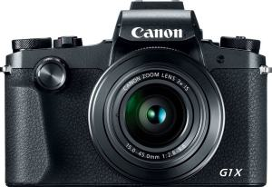 Canon PowerShot G1 X Mark III Digital Camera; A Versatile Alternative for Your DSLR Camera Replacement