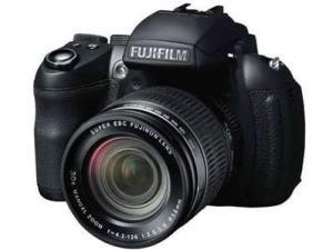 FujiFilm FinePix HS35EXR Manual - camera front face