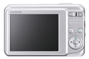 Fujifilm A175 Manual - camera back side
