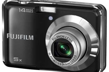Fujifilm AX300 Manual User Guide and Camera Specification