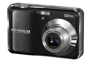 Fujifilm FinePix AV100 Manual - camera front face