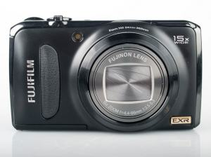 Fujifilm FinePix F300EXR Manual - camera front face