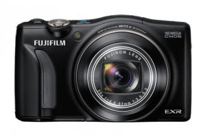 Fujifilm FinePix F770EXR Manual - camera front side