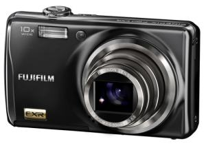 Fujifilm FinePix F80EXR Manual - camera front face