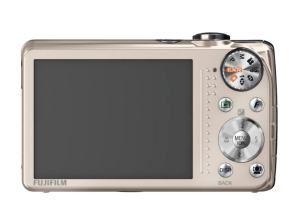 Fujifilm FinePix F85EXR Manual - camera rear side