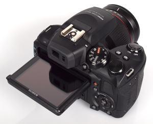 Fujifilm FinePix HS22EXR Manual-camera backside