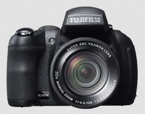 Fujifilm FinePix HS30 Manual User Guide and Product Specification