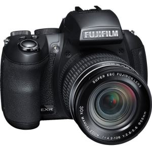 Fujifilm FinePix HS30 Manual - camera front face