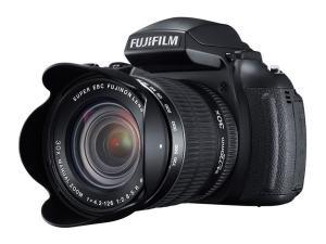 Fujifilm FinePix HS33 Manual - camera front face
