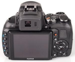 Fujifilm FinePix HS33 Manual - camera rear side