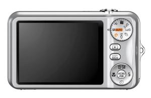 Fujifilm FinePix JV100 Manual-camera back side