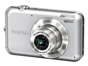 Fujifilm FinePix JV100 Manual - camera front face